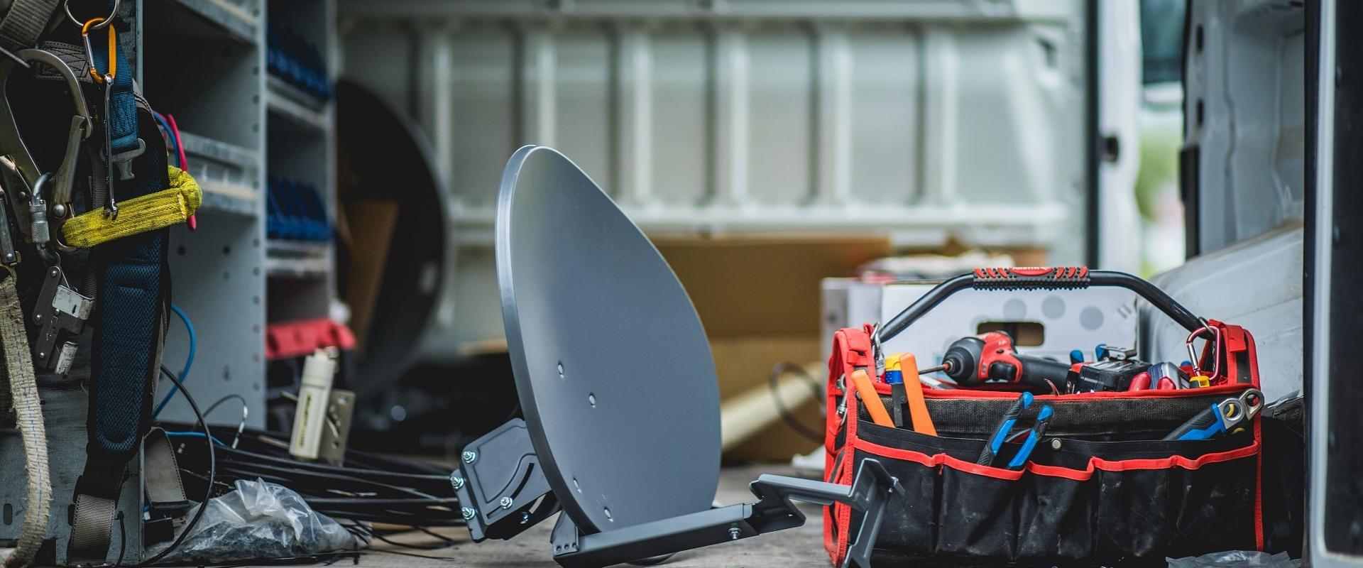 Antennen und Satellitenanlagen