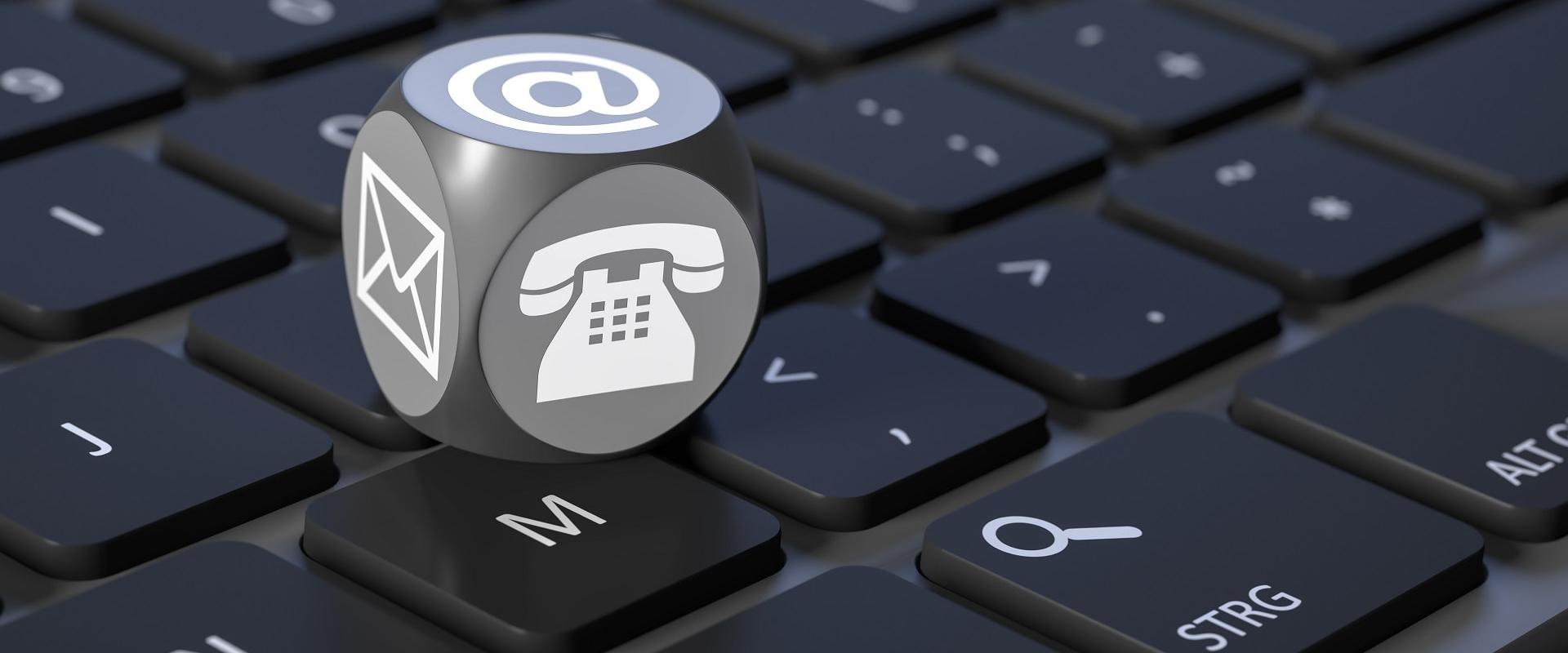 Kommunikationstechnik Telefon & Internet